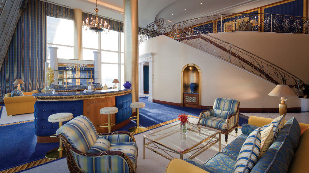 Club One-Bedroom Suite at Burj Al Arab, Dubai
