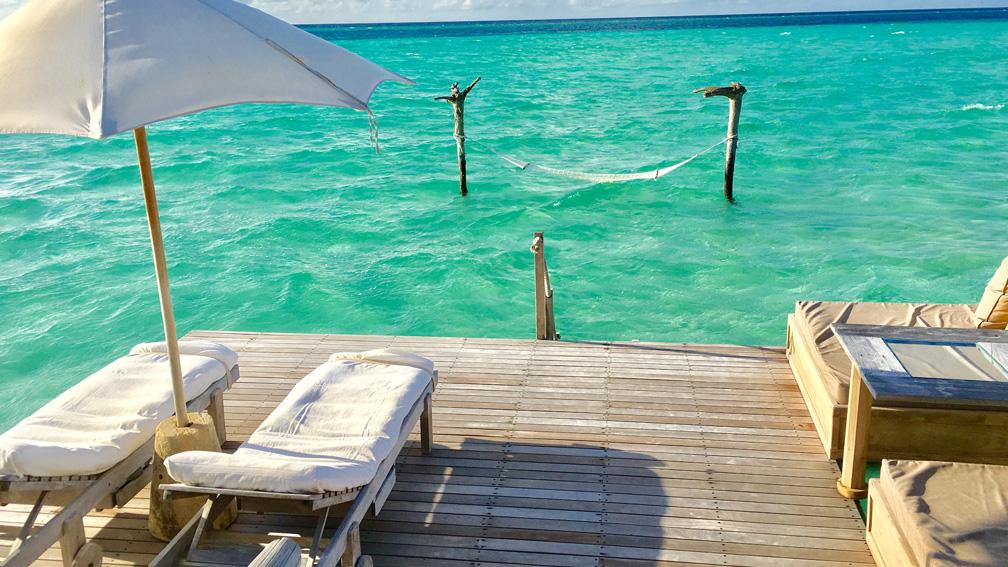 Crusoe Residence at Gili Lankanfushi, Maldives