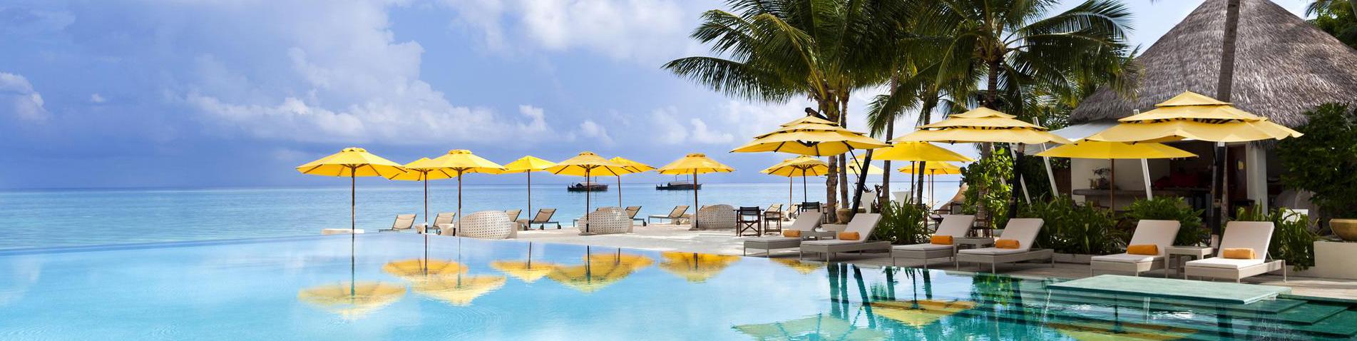 Summer in Maldives