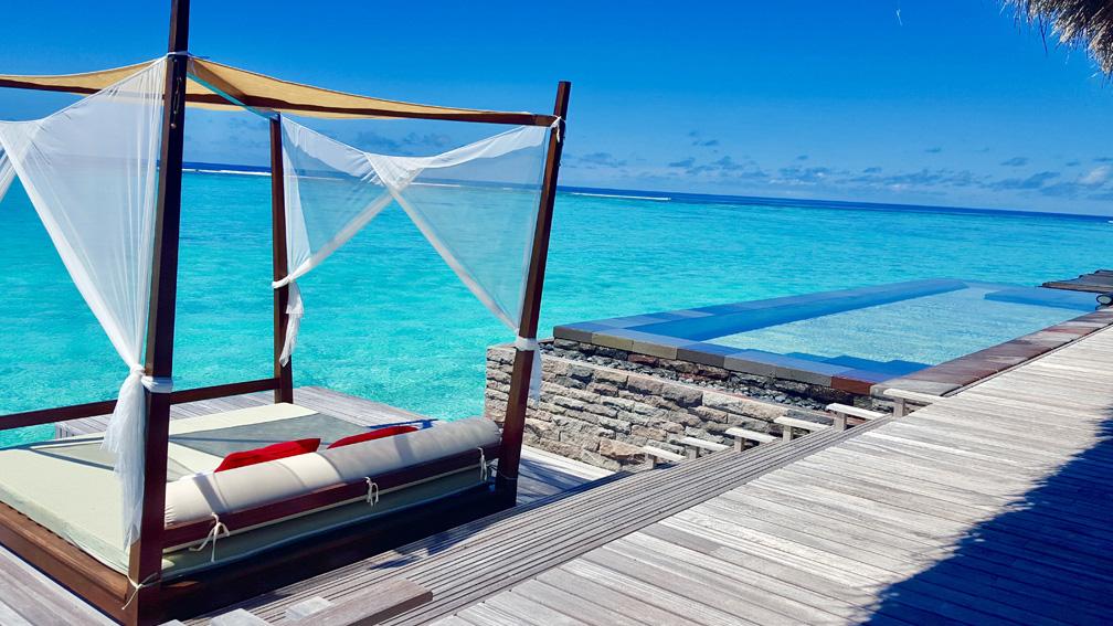 Grand Water Villa at One&Only Reethi Rah, Maldives