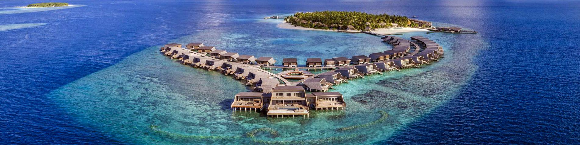 10 Largest Overwater Villas in Maldives