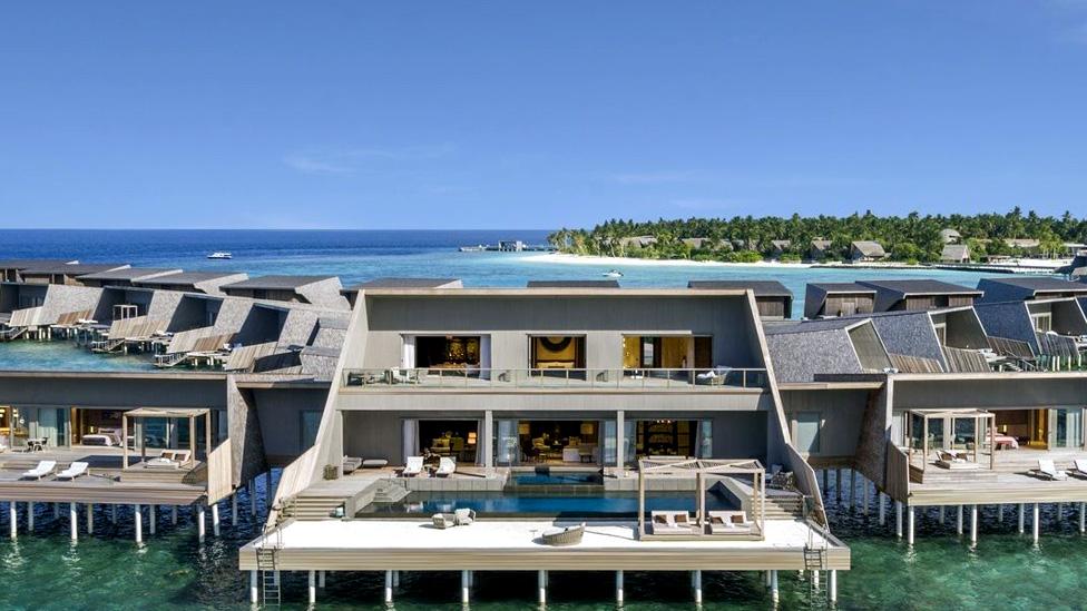John Jacob Astor Estate at The St. Regis Maldives Vommuli