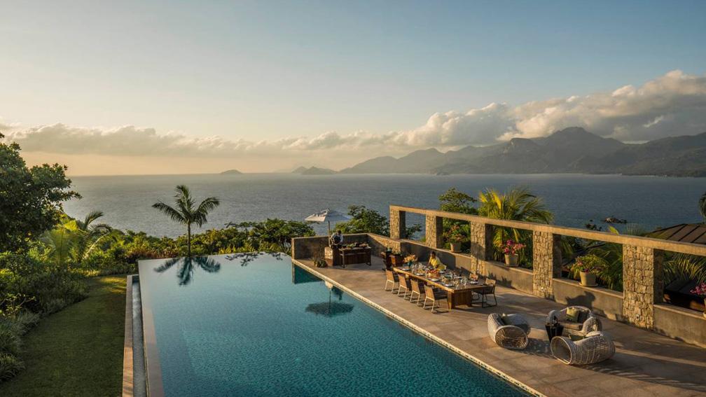 Four Seasons Seychelles – Mahé