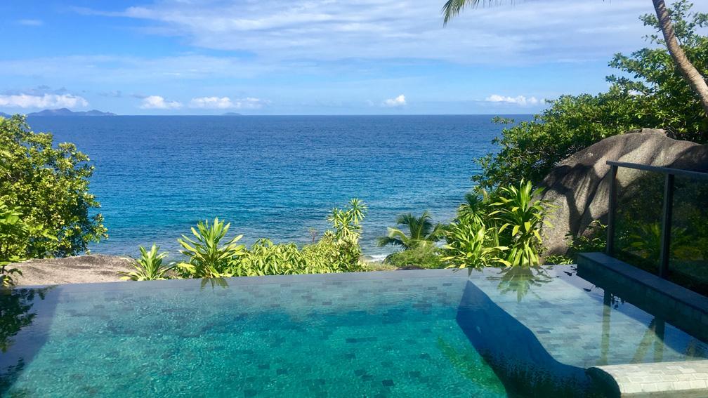 Pasyon Pool Villa at Six Senses Zil Pasyon, Seychelles